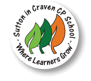 Sutton in Craven CP School Logo