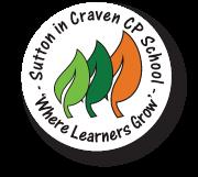 Sutton in Craven CP School Logo