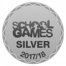 School Games Silver 2017 18